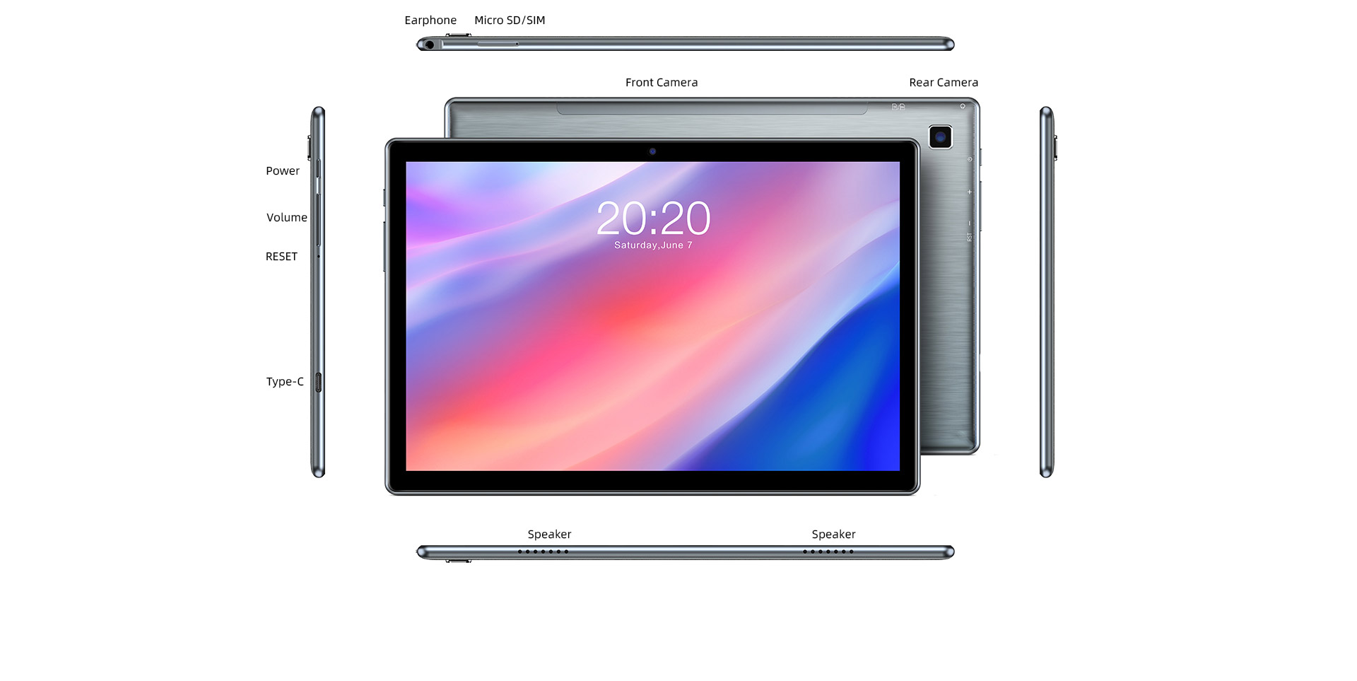Teclast-p20hd-android-tablet-ports