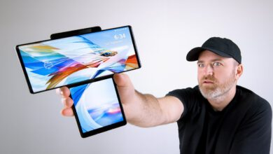 Photo of [Video] LG Wing Unboxing – This Thing is WILD