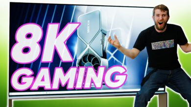 Photo of [Video] RTX 3090 8K Gaming – FIRST in the WORLD