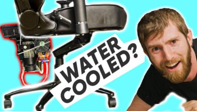 Photo of [Video] ULTIMATE Water Cooled Gaming Chair!!