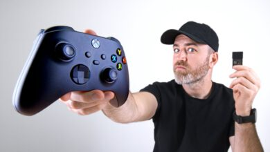 Photo of [Video] Xbox Series X Controller + 1TB Expansion Card Hands-On