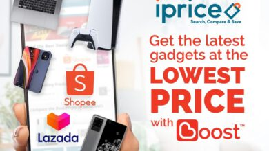 Photo of Price-Comparison from iPrice now available in Boost e-Wallet App