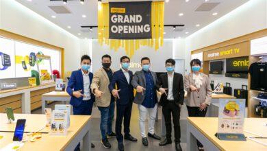 Photo of realme Malaysia Experience Store at Sunway Pyramid gets an Upgrade
