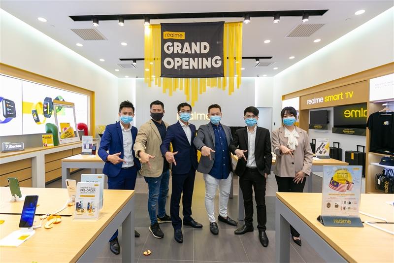 realme Malaysia Experience Store Sunway Pyramid