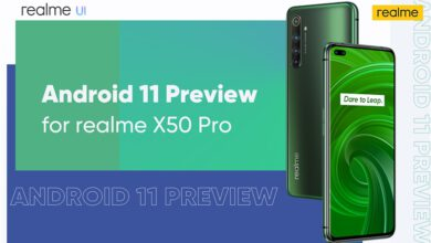 Photo of realme X50 Pro users in Malaysia gets Android 11 Preview