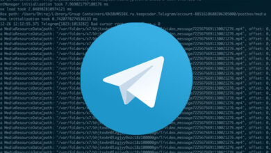 Photo of Secret Chat in Telegram Left Self-Destructing Media Files On Devices