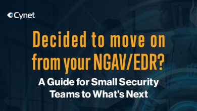 Photo of Decided to move on from your NGAV/EDR? A Guide for Small Security Teams to What's Next
