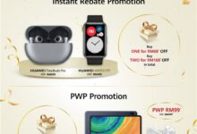 Photo of Deal: HUAWEI FreeBuds 3i for only RM99, with Every Purchase Of A HUAWEI MatePad Pro