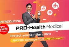 Photo of PRO-Health Medical is the new e-medical card from Tune Protect Malaysia