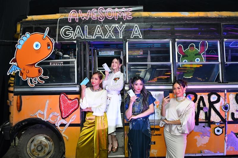 Samsung Malaysia Dolla Galaxy A series