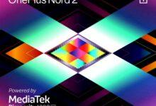 OnePlus Nord 2 5G Mediatek Dimensity 1200