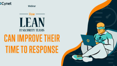 [LIVE WEBINAR] How Lean Security Teams Can Improve Their Time to Response