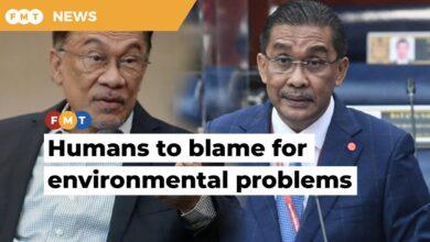 Anwar ticks off Takiyuddin for attributing Kedah floods as an 'act of God'