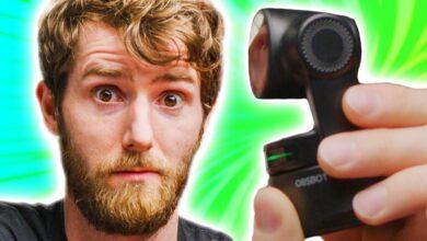Surprisingly Cool! - OBSBOT Tiny AI Webcam Showcase